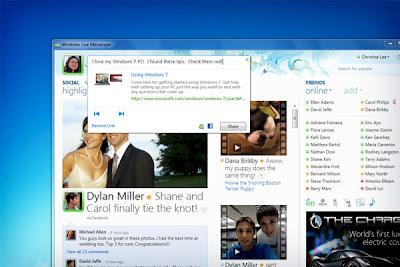 Découvrez toutes les nouveautés de Windows Live Messenger Wave 4