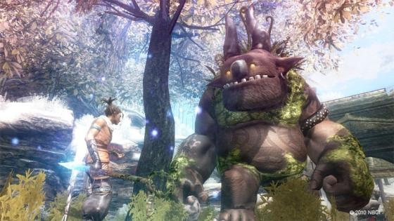 Majin and the Forsaken Kingdom (PS3, Xbox360)