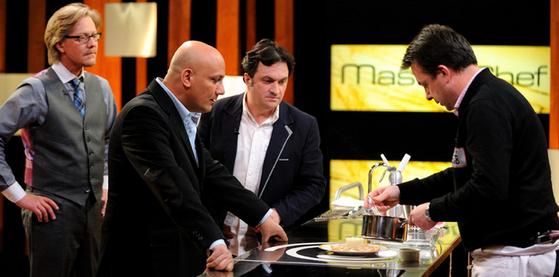 Masterchef, le nouveau concours culinaire de TF1