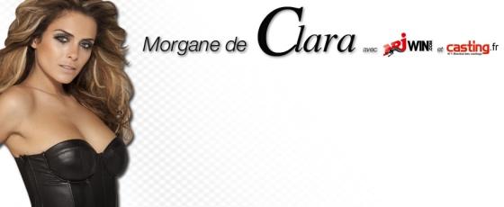 Casting tournage avec Clara Morgane
