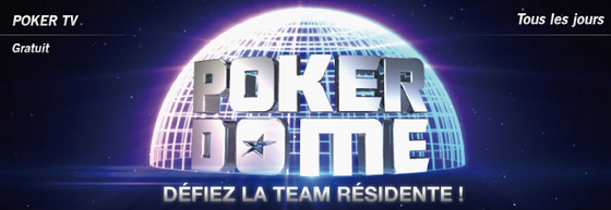 Poker Dome sur EurosportPoker