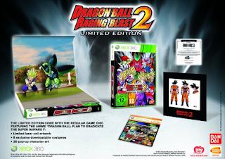 Dragon Ball Raging Blast 2, édition limitée