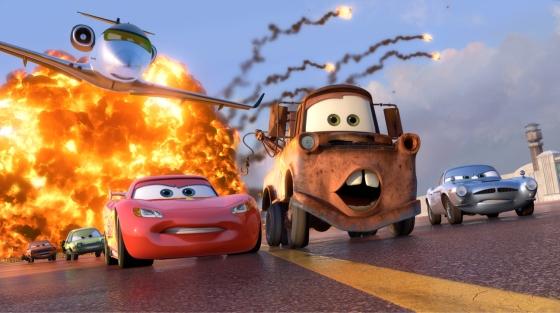 Cars 2, le nouveau Pixar