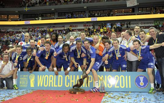 France, championne du monde de handball 2011