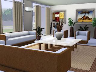 Danes Legacy Challenge Sims 3 Casa Moderna 2