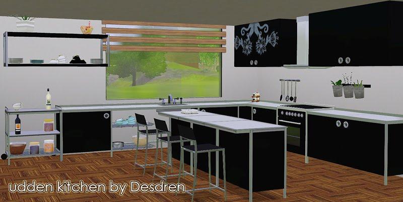Udden Kitchen Desdren
