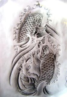 Japanese koi fish tattoos rank my tattoo gallery