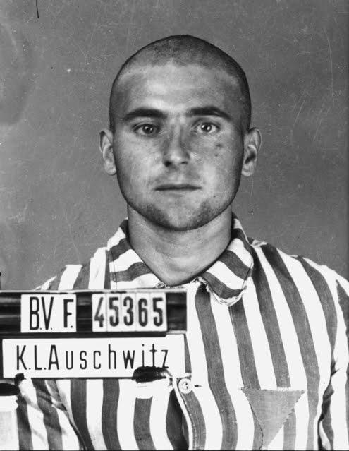 Paul CHENEL , communiste déporté à Auschwitz CHENEL+Paul
