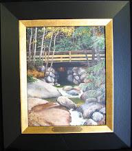 Pemigensset River  8x10 $125 sold