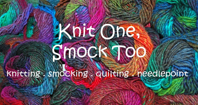 Knit One Smock Too