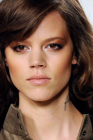 I'm so in love with danish Supermodel Freja Beha Erichsen lately it's creepy