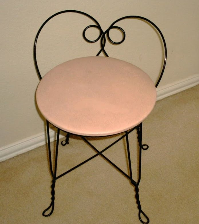 Charming Old Vanity Chair Gallery - Best image 3D home interior ...