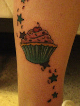 my cupcake tattoo