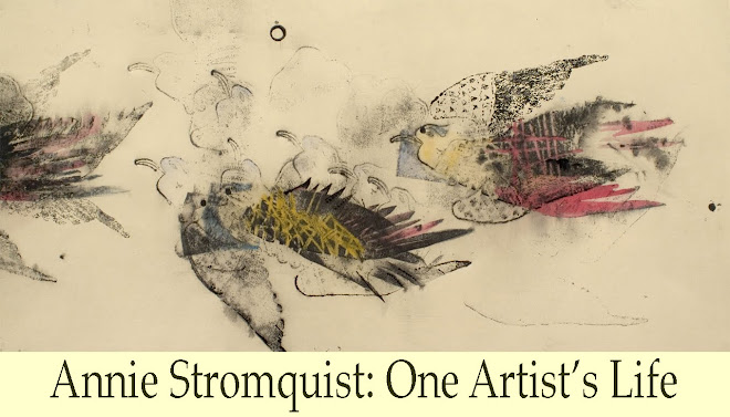 Annie Stromquist: One Artist&#39;s Life
