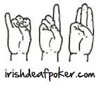 Irish Deaf Poker