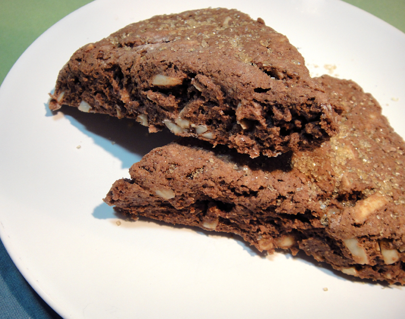 giddy up gluten free: Mocha Almond Scones, Gluten-Free