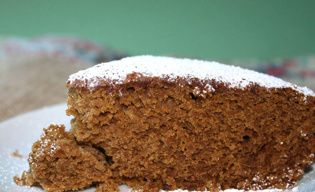 Root Ginger Cake