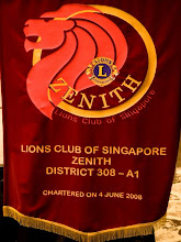 Club banner and logo