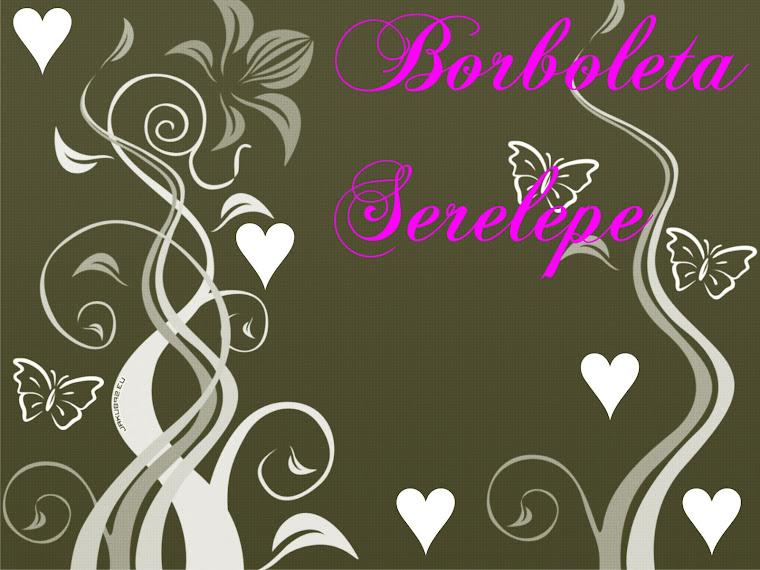 Borboleta Serelepe