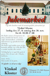 Julemarked p Vitskl kloster 2010