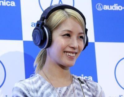 [Pics] BoA en Audio Technica Conferencia 2010100717535908400