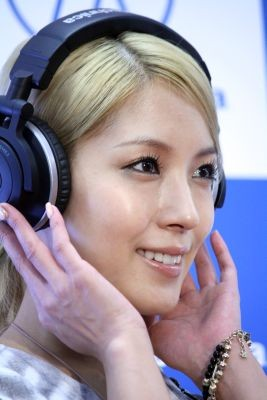 [Pics] BoA en Audio Technica Conferencia 2010100717563010400