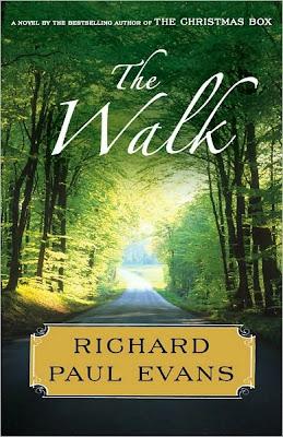 (63) The Walk by Richard Paul Evans | Charlotte's Web of Books