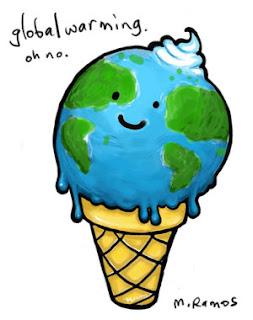 [Pic] Humor – Akibat Pemanasan Global