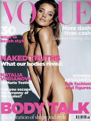 The World's Top Earning Models - No. 6 Natalia Vodianova $5.5 Million Per Year