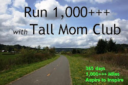 Tall Mom 1000 mile club