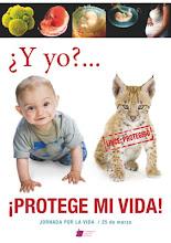 """""""TENGO DERECHO A NACER """"NO AL ABORTO- SÍ A LA VIDA"""""""