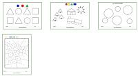 Fichas de grafomotricidad para infantiles y preescolares gratis