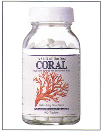 Coral Calcium Tablets