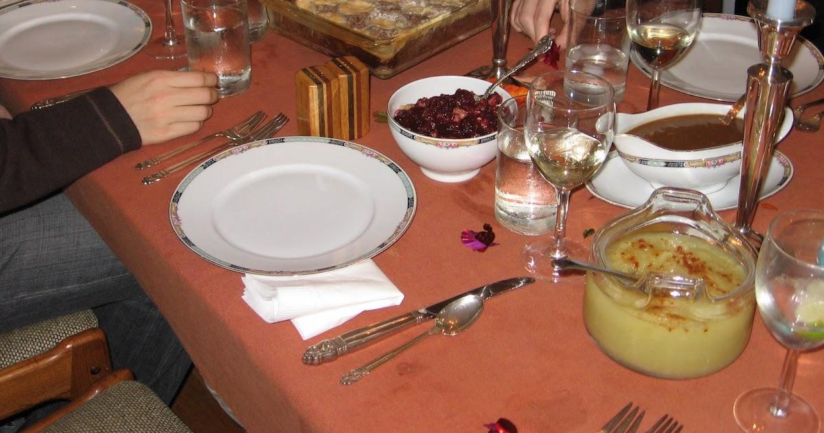 Vert avocat mon premier souper de thanksgiving am ricain - Repas de noel americain ...