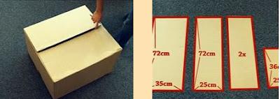 Как сделать приспособление для складывания белья
