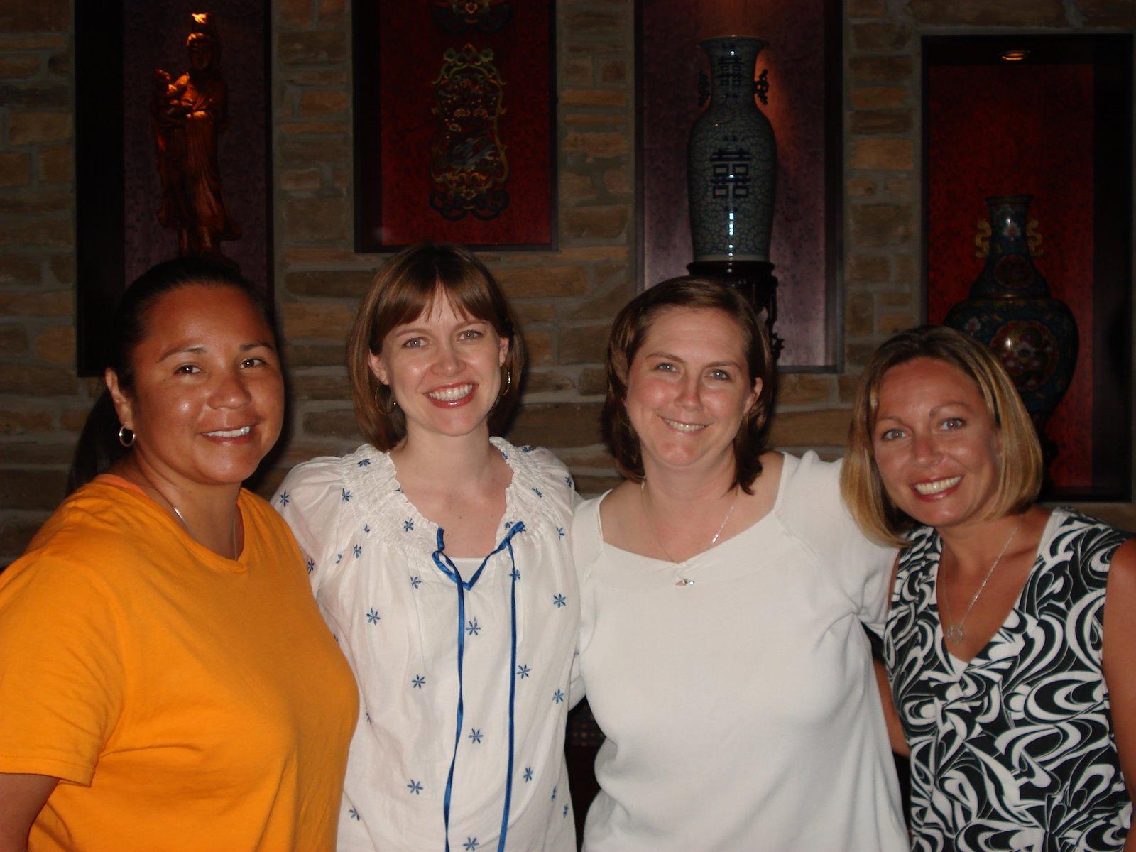 [Ange,+Brandi+Katie+and+Amanda+at+PF+Chang]