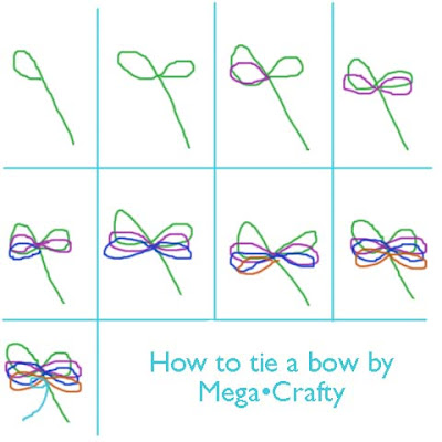 How to tie a bow tie for dummies tying a wreath bow