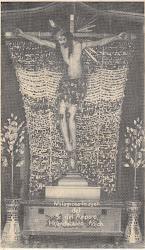 El Cristo--Senor del Amparo
