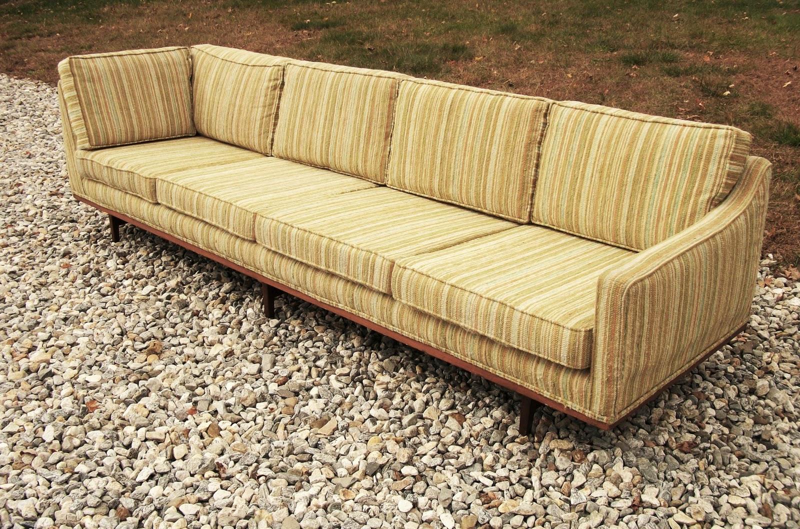 Mobiledanish 60s Teak Upholstered Sofa
