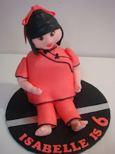 China Doll cake
