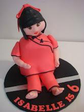 China Doll cake