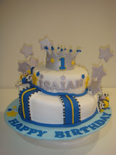 Prince cake for Isaiah