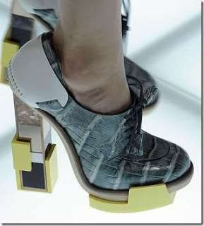 À la Mode: Balenciaga Shoes Fall Winter 2010 2011