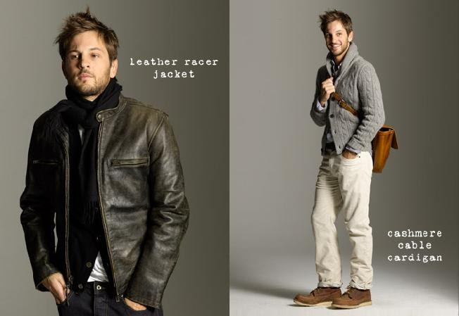 J Crew Mens Winter Fashion