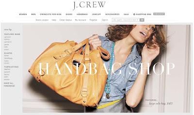 Shop Handbags on Crew Aficionada  J Crew S Handbag Shop  Do You Love