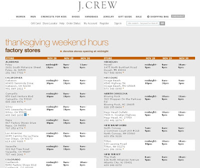 J crew factory online store coupon