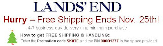 Choose from a spectacular array of stylish apparel, household linens and fashion accessories when you shop at Lands' End. Complimentary shipping is available on items for everyone, including flannel shirts, fleece pullover tops and comforters.