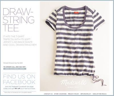 c009ae3ff9487 J.Crew Aficionada  Madewell Email  The Tee You ll Live In  I don t ...