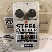 eh steelleather Electro Harmonix Steel Leather in stock.