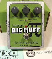 eh bassbm Electro Harmonix Bass Big Muff Pi and Bass Blogger Fuzz/Distortion in stock!